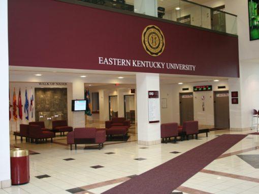 EKU SSB Admissions Lobby